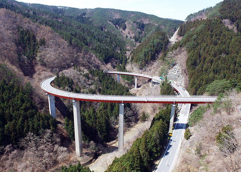 国道343号ループ橋